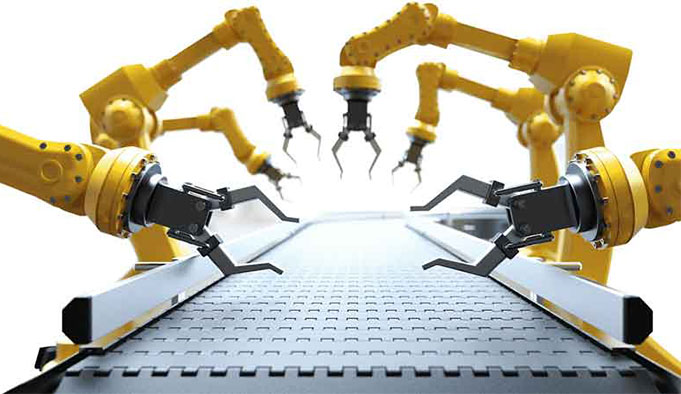 Industrial Robotics and Industrial Automation Training in India