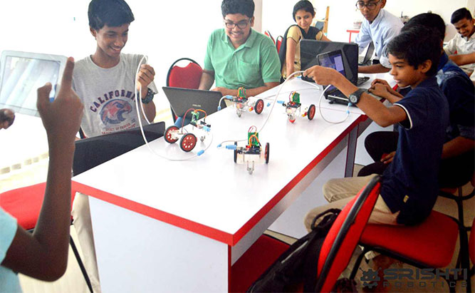 Weekend Robotics Classes in Kochi