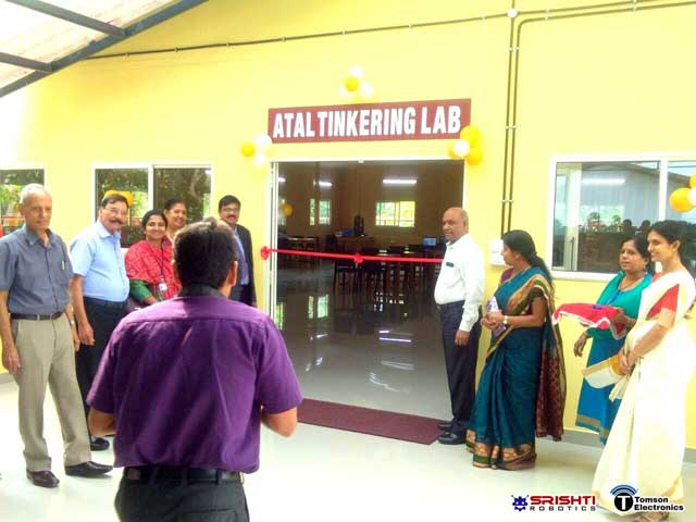 Atal Tinkering Lab at Vidyodaya School, Kochi