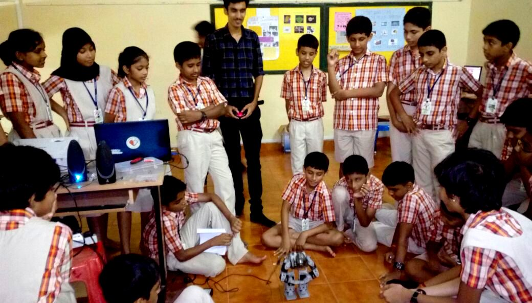 Atal Tinkering Lab Training
