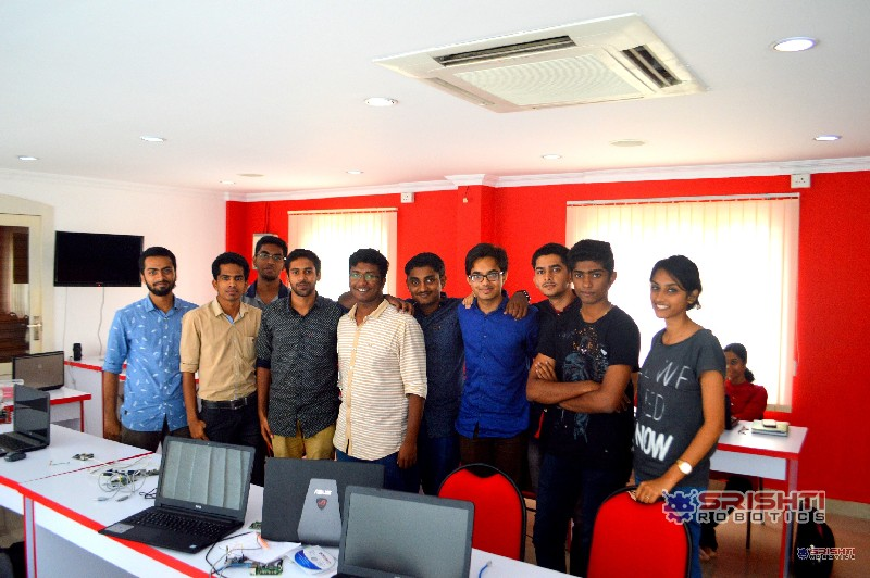 Students From NIT Calicut