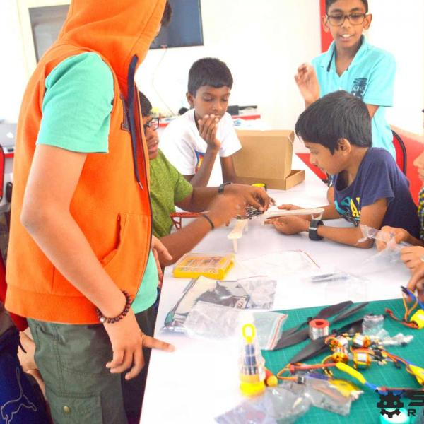 Kids Robotics Training